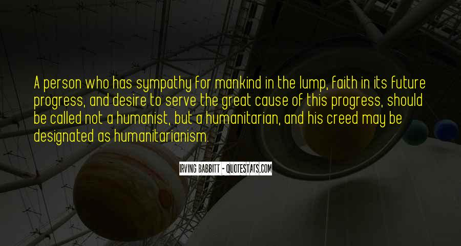 Irving Babbitt Quotes #26572