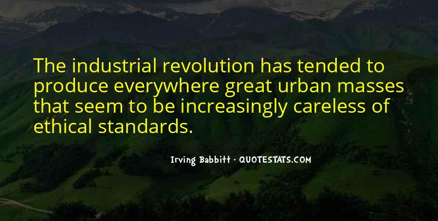Irving Babbitt Quotes #873748