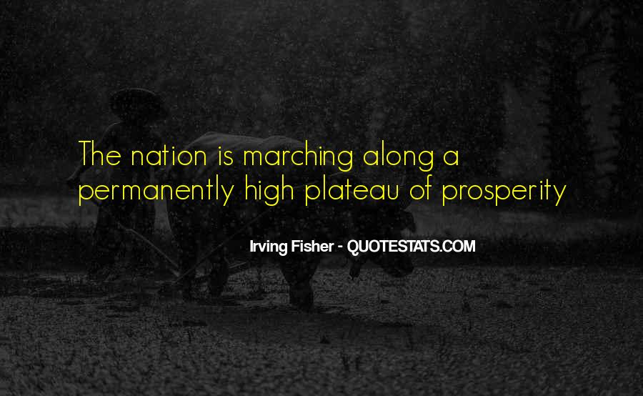 Irving Fisher Quotes #1222711