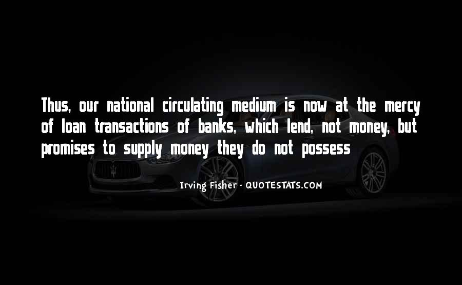Irving Fisher Quotes #439018