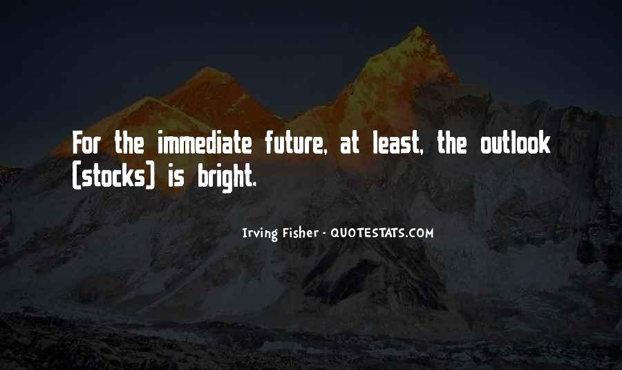 Irving Fisher Quotes #63334