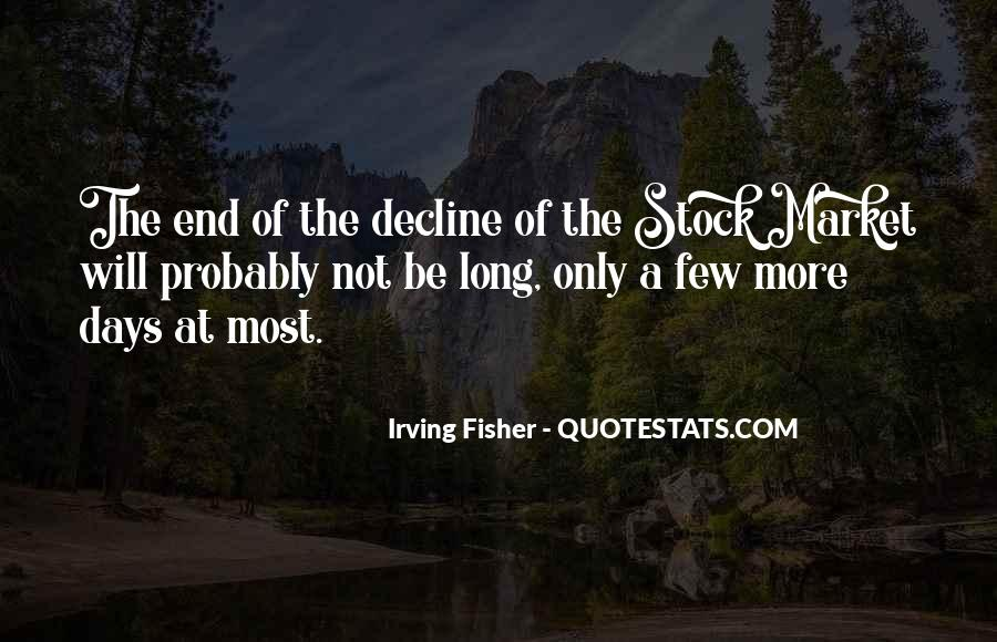 Irving Fisher Quotes #969244