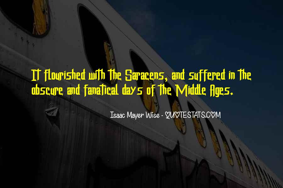 Isaac Mayer Wise Quotes #1061421