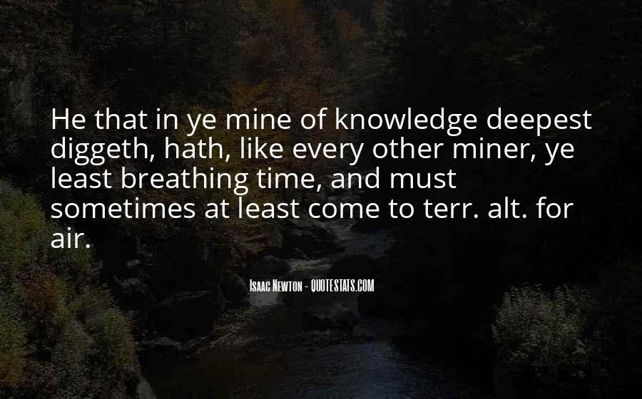 Isaac Newton Quotes #1057286