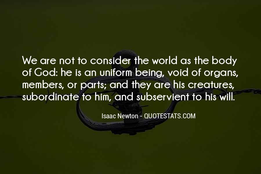 Isaac Newton Quotes #1065342