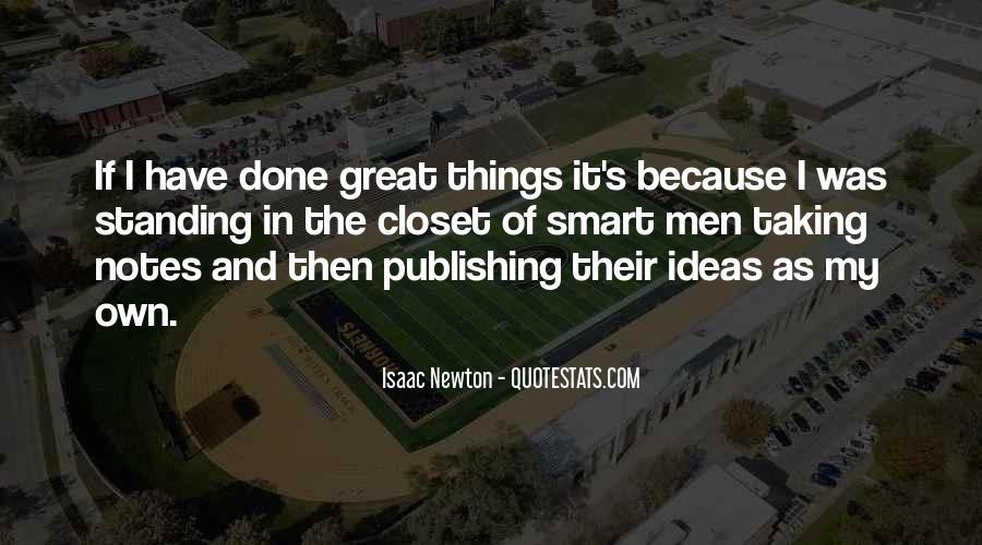 Isaac Newton Quotes #1098326