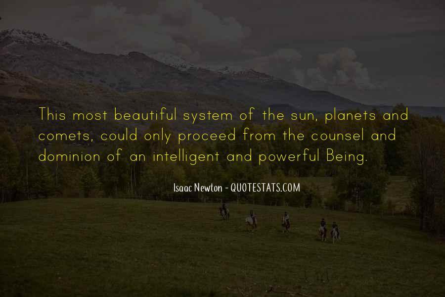 Isaac Newton Quotes #120731