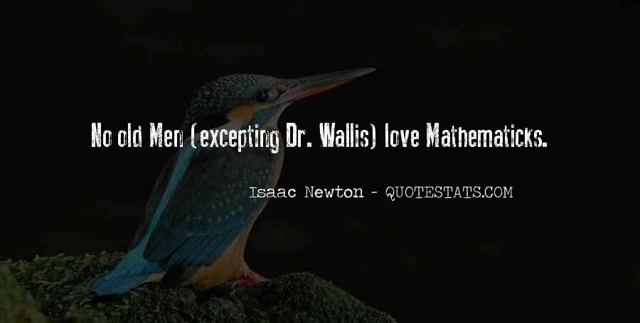 Isaac Newton Quotes #1304718