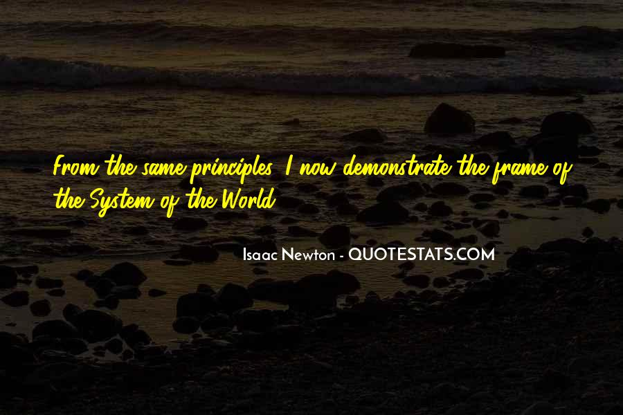 Isaac Newton Quotes #1306473