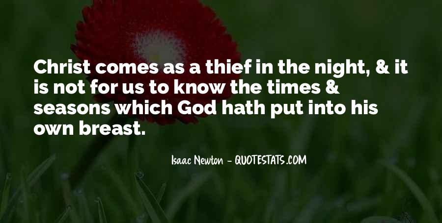 Isaac Newton Quotes #1340036