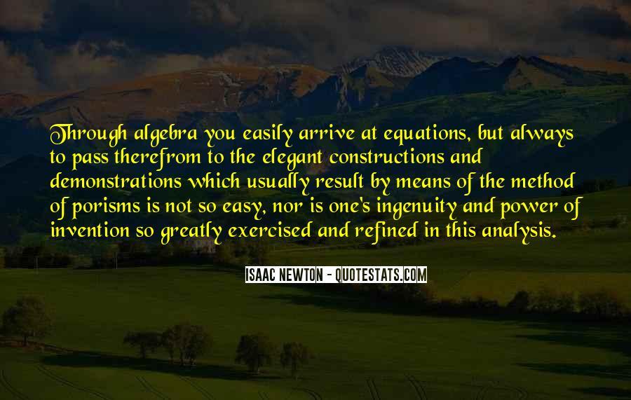 Isaac Newton Quotes #1351845