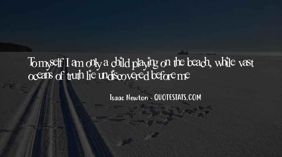 Isaac Newton Quotes #1411316