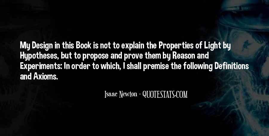 Isaac Newton Quotes #1509456