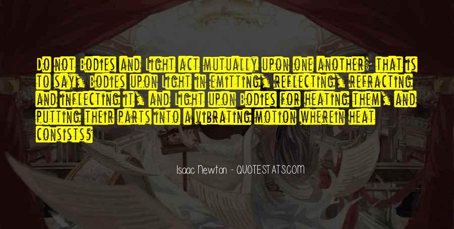 Isaac Newton Quotes #151763