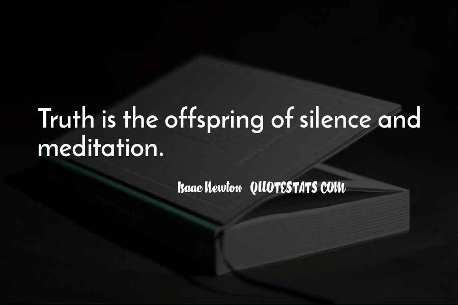Isaac Newton Quotes #1539980