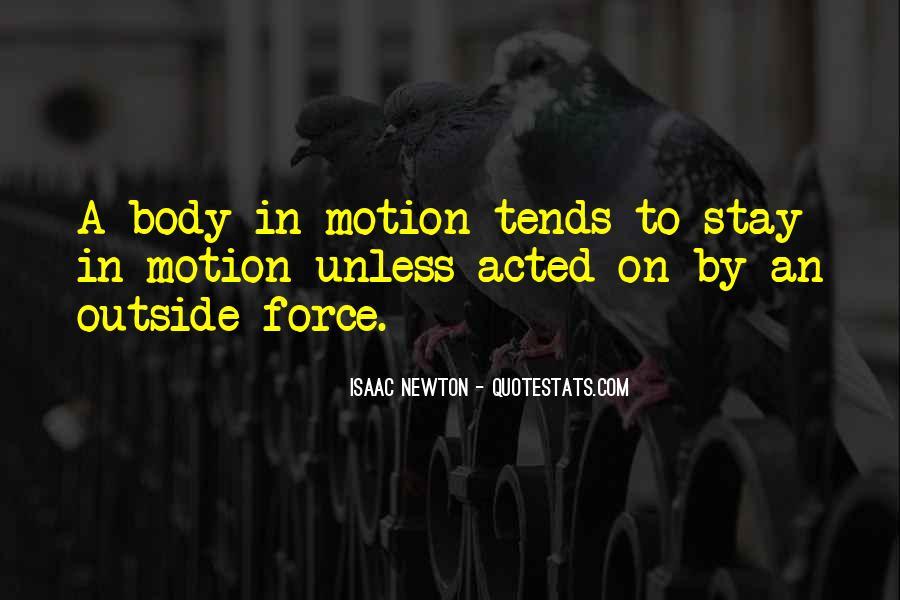 Isaac Newton Quotes #1667617