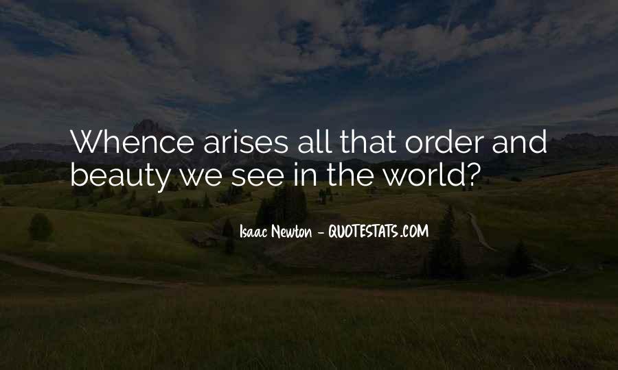 Isaac Newton Quotes #1672526