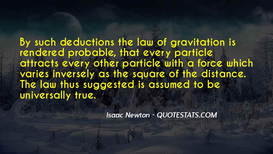 Isaac Newton Quotes #1697271