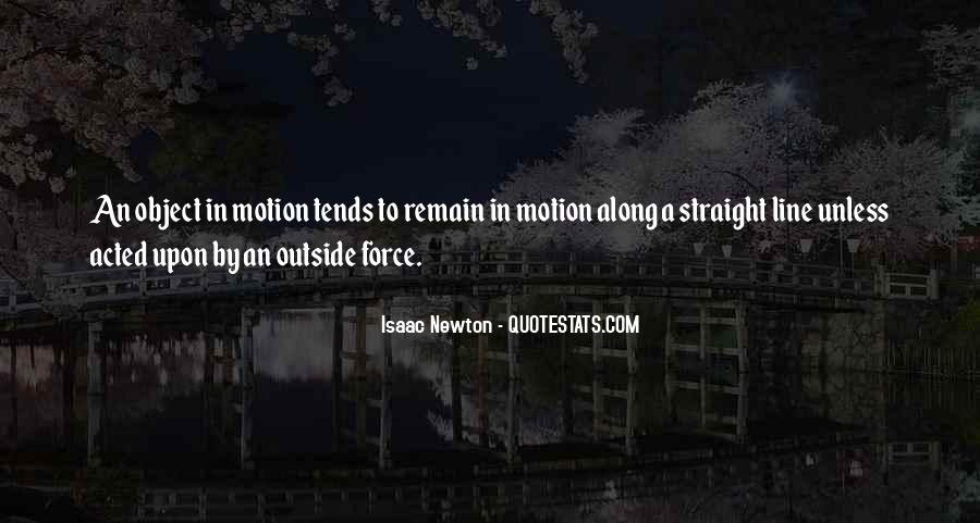 Isaac Newton Quotes #1830350