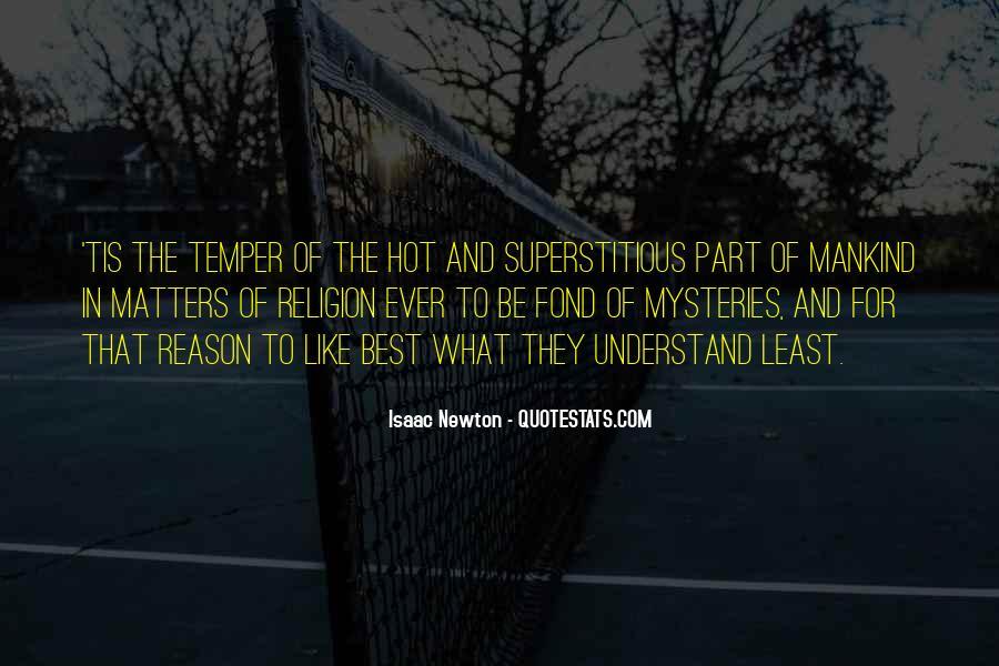 Isaac Newton Quotes #203749