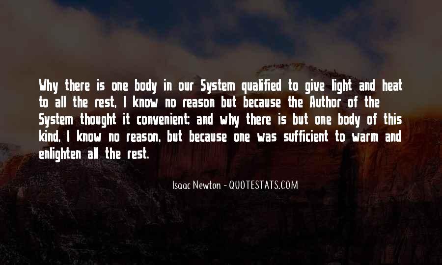 Isaac Newton Quotes #205370