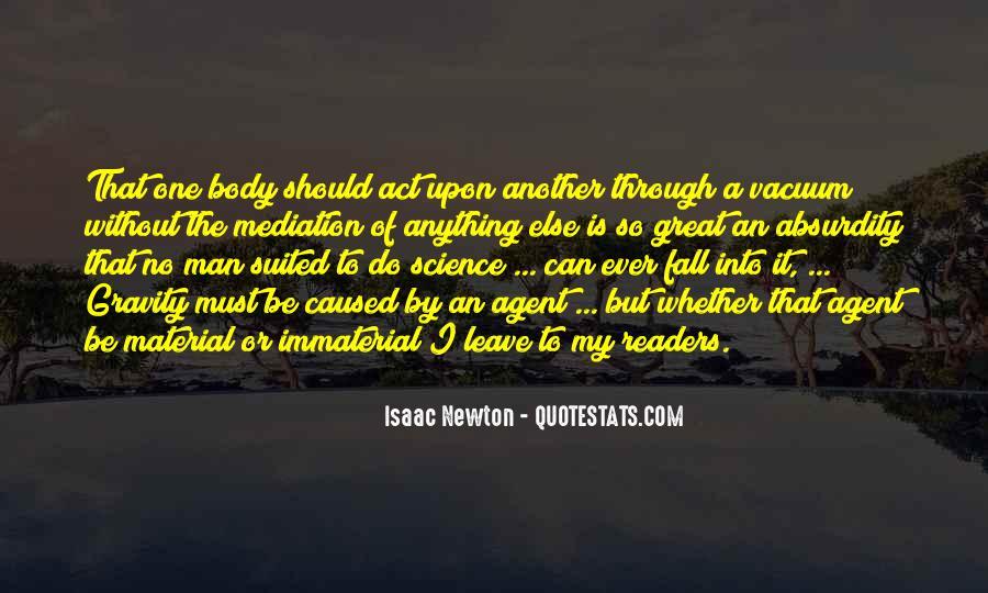 Isaac Newton Quotes #290107