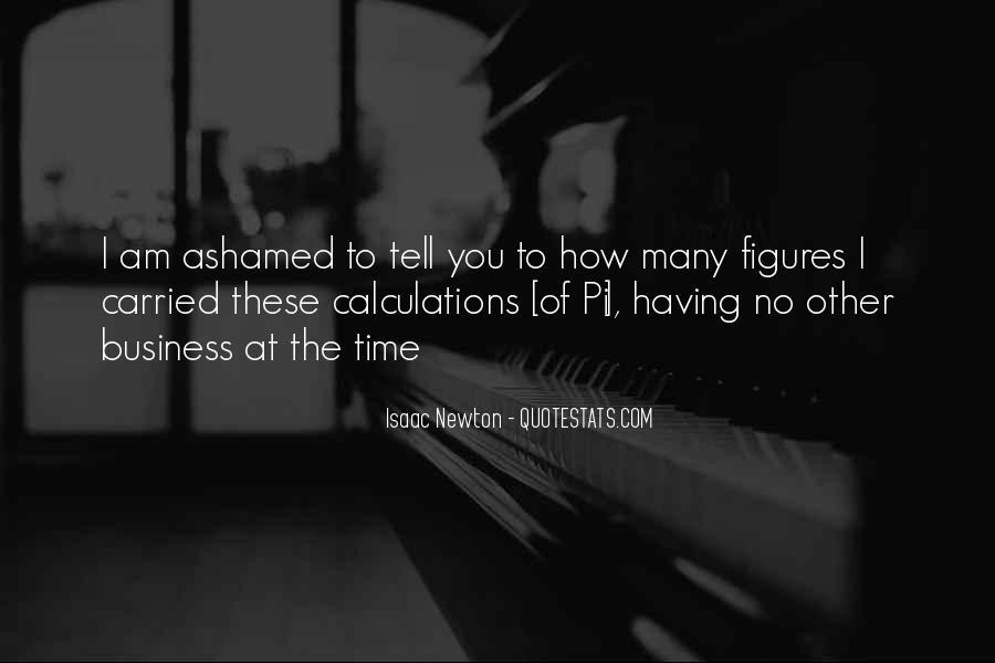 Isaac Newton Quotes #345714