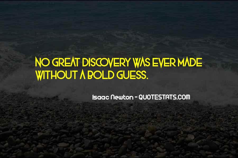Isaac Newton Quotes #397961