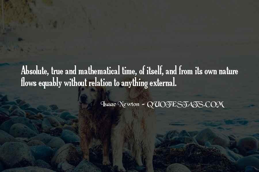 Isaac Newton Quotes #46180
