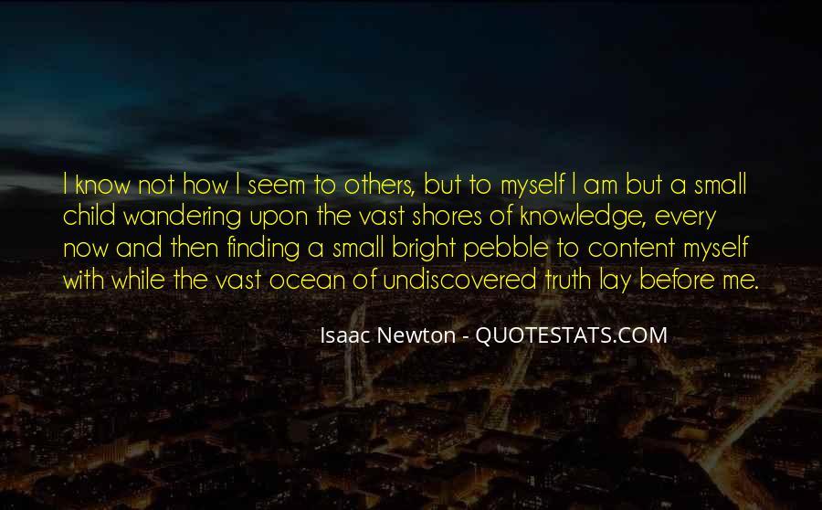 Isaac Newton Quotes #592095