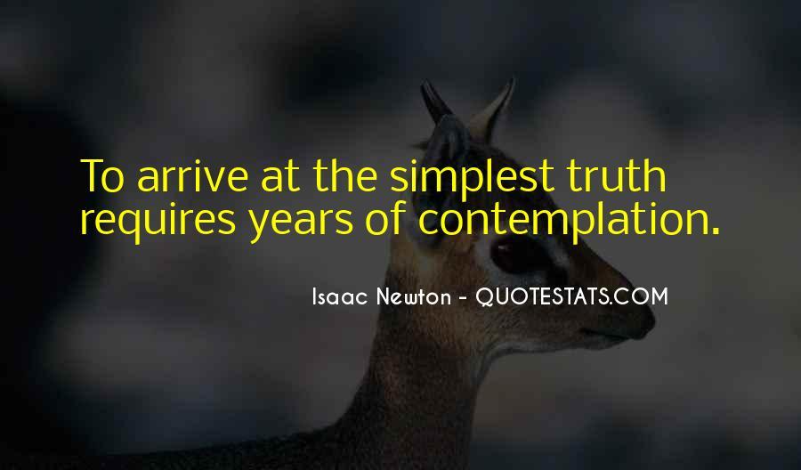 Isaac Newton Quotes #73549