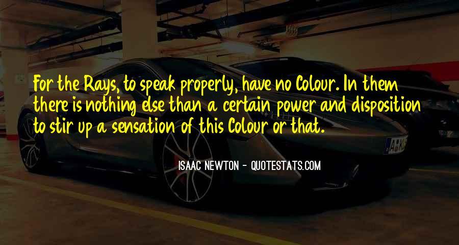 Isaac Newton Quotes #737825