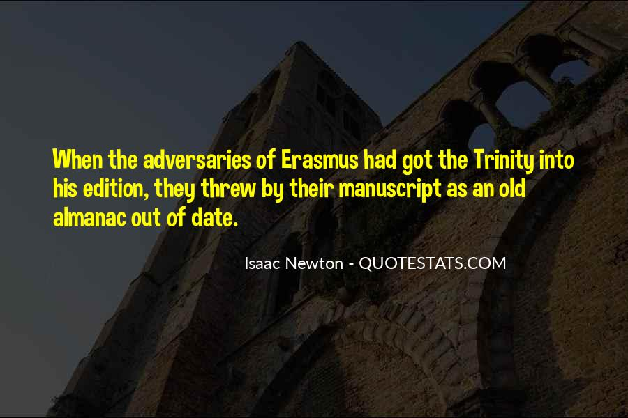 Isaac Newton Quotes #794247