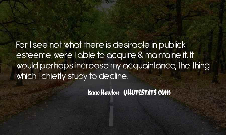 Isaac Newton Quotes #814914