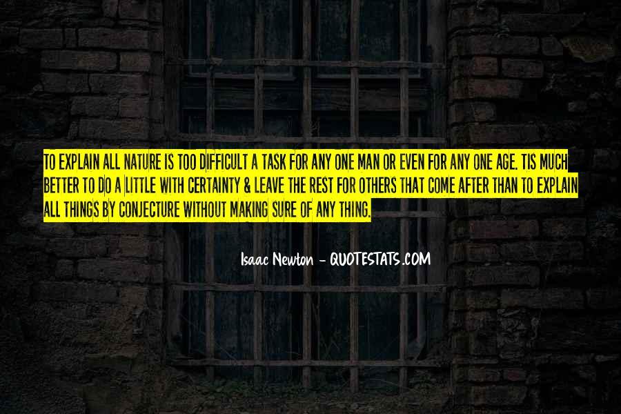 Isaac Newton Quotes #823981