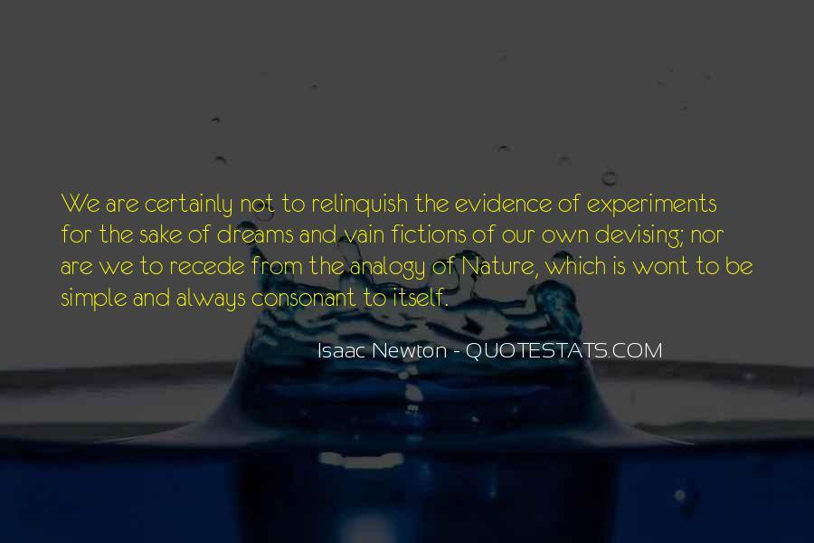 Isaac Newton Quotes #845655
