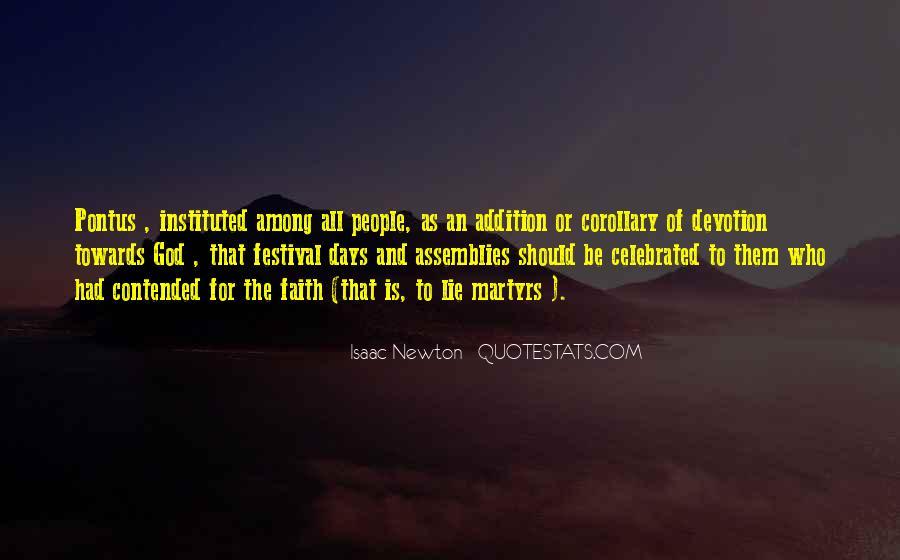 Isaac Newton Quotes #936645