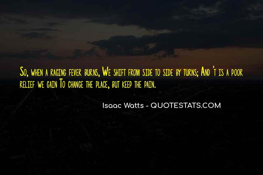 Isaac Watts Quotes #1023708