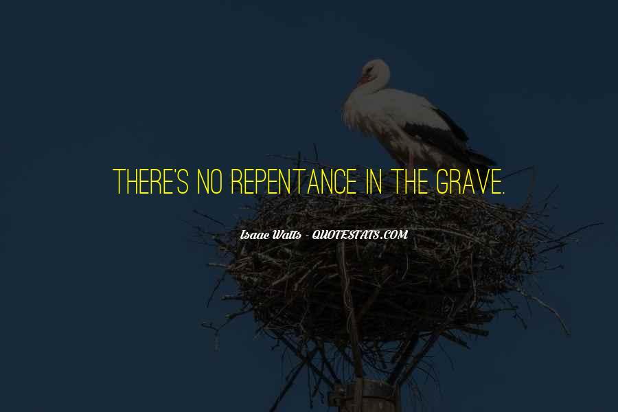 Isaac Watts Quotes #1046398