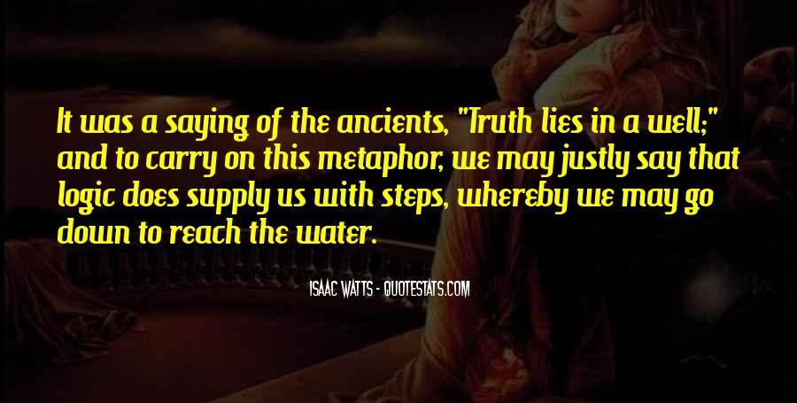 Isaac Watts Quotes #1081962