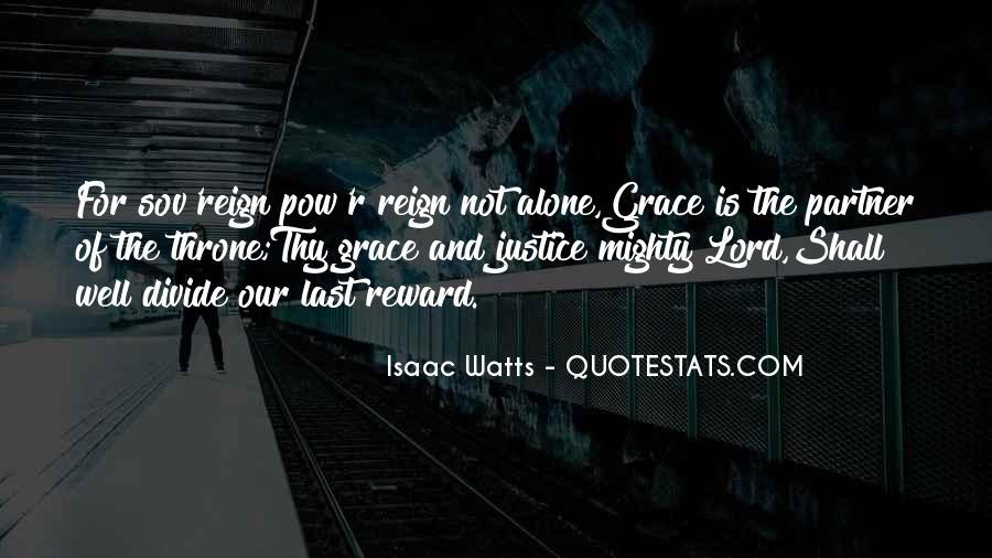 Isaac Watts Quotes #1124627