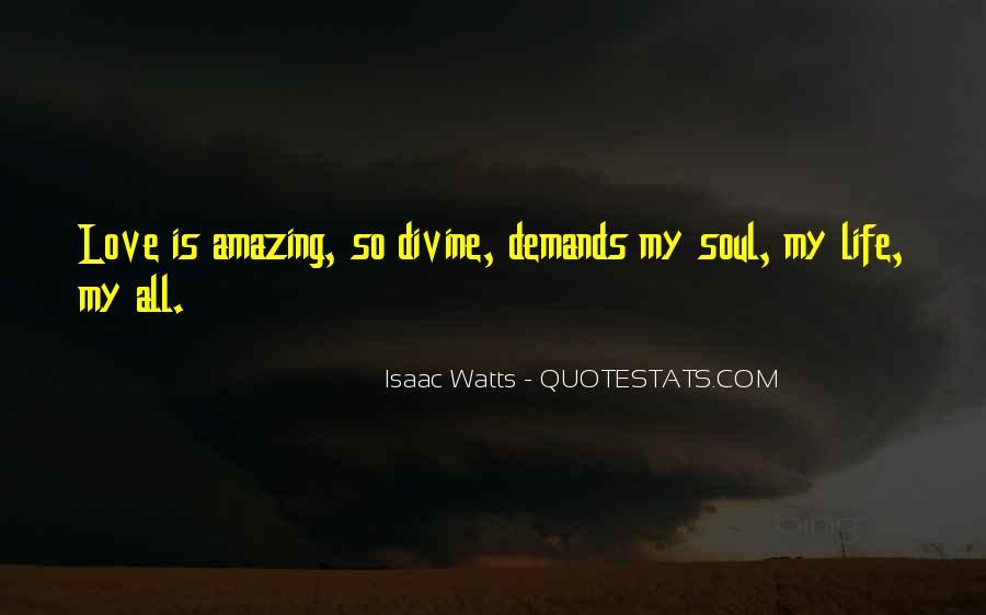 Isaac Watts Quotes #1223112