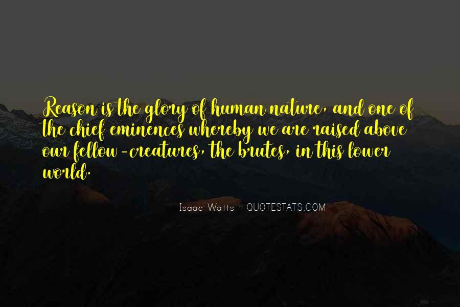 Isaac Watts Quotes #1579784