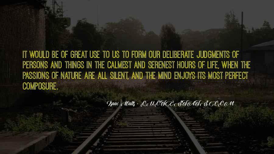 Isaac Watts Quotes #1592486