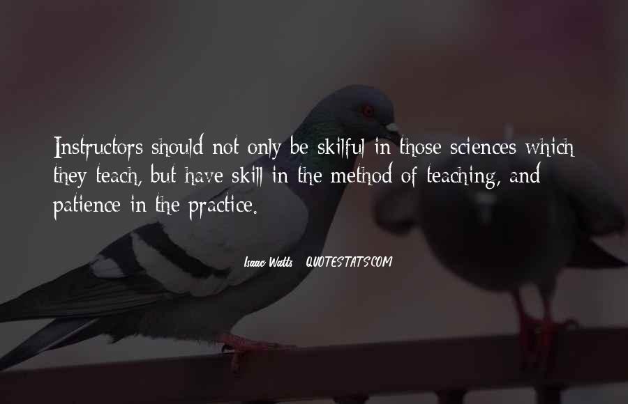 Isaac Watts Quotes #1710409