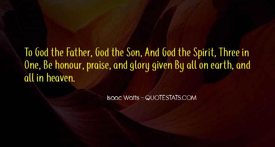 Isaac Watts Quotes #1788710