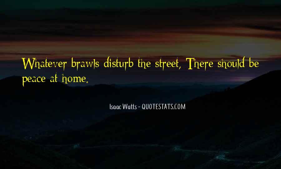 Isaac Watts Quotes #232138