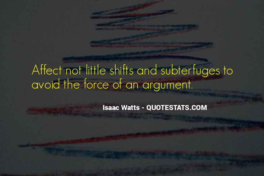 Isaac Watts Quotes #269146