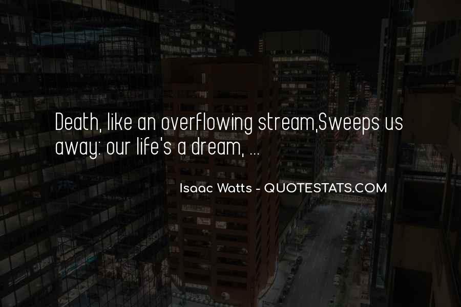 Isaac Watts Quotes #324679