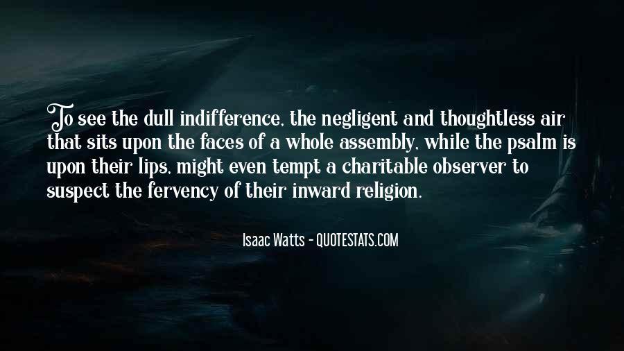 Isaac Watts Quotes #485493